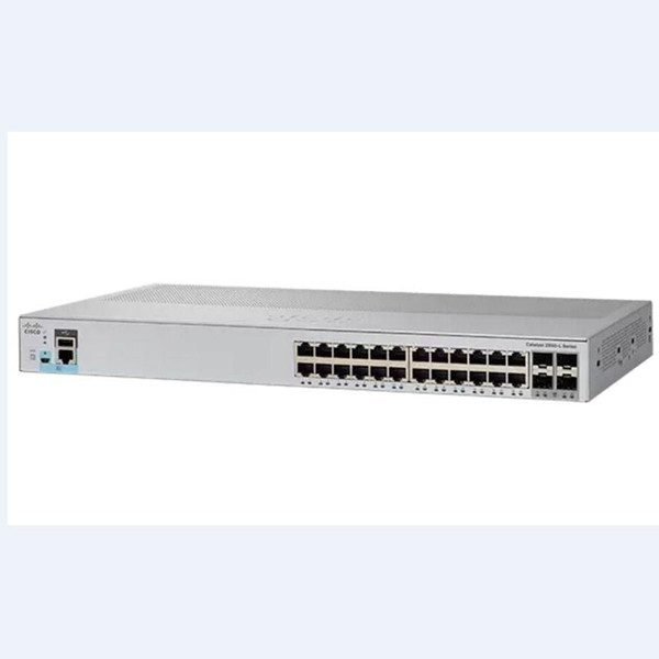Cisco WS-C2960L-24TS-LL Switch