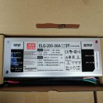 Meanwell ELG-200-36A Led Driver