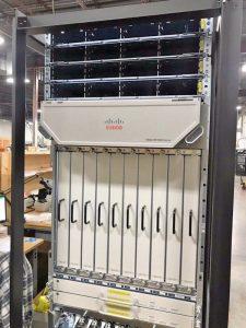 Cisco ASR 9922 Router