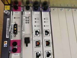 Huawei SCUN Control Board YCICT HUAWEI OLT