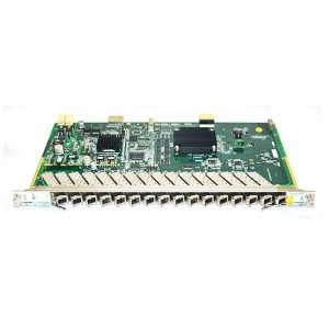 ZTE ETGH Service Board NEW 16 EPON CARD PX20 NEW YCICT