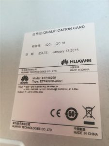 Huawei ETP48200 A6A1 Power YCICT NEW AND ORIGINAL ETP48200 A6A1 PRICE