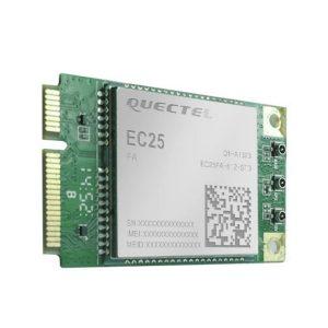 Quectel EC25-E Mini PCIe Module YCICT Quectel EC25-E Mini PCIe Module PRICE AND SPECS EC25E NEW AND ORIGINAL