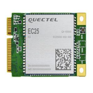 Quectel EC25-E Mini PCIe Module YCICT Quectel EC25-E Mini PCIe Module PRICE AND SPECS QUECTEL 4G MODULE LTE MODULE