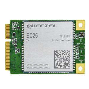 Quectel EC25-EU Mini PCIe Module YCICT Quectel EC25-EU Module PRICE AND SPECS QUECTEL 4G MODULE QUECTEL LTE MODULE