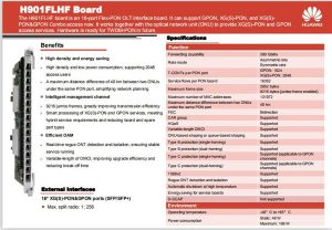 Huawei FLHF 10G Service Board YCICT Huawei FLHF 10G Service Board PRICE AND SPECS NEW AND ORIGINAL